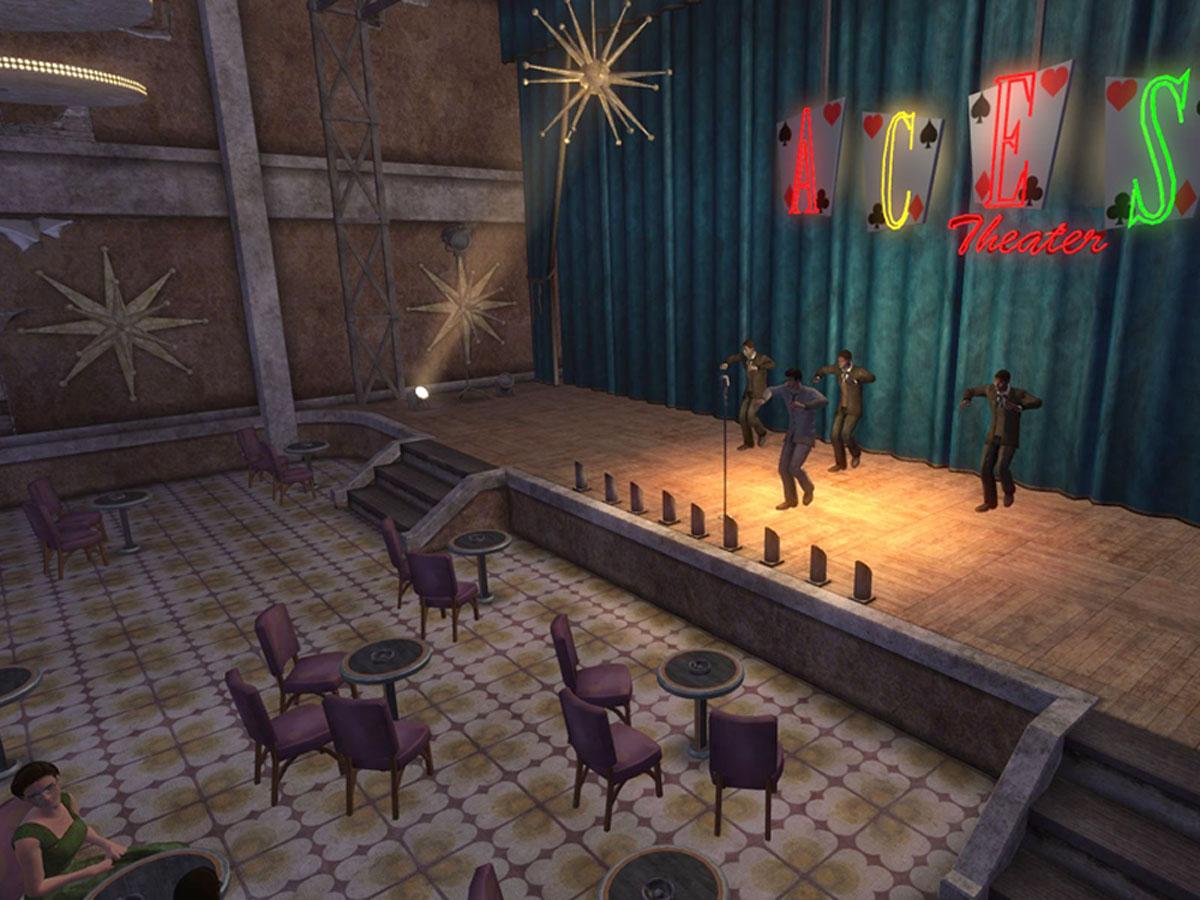 Agent c/Aces Theatre June