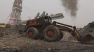 FO76 161020 Ash Heap mining truck 3