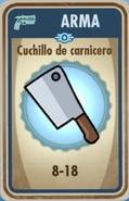 FOS Cuchillo de carnicero carta