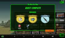 Mole Rat Man Reward