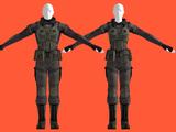 Assassin suit