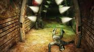 Enclave Corpses in decontamination
