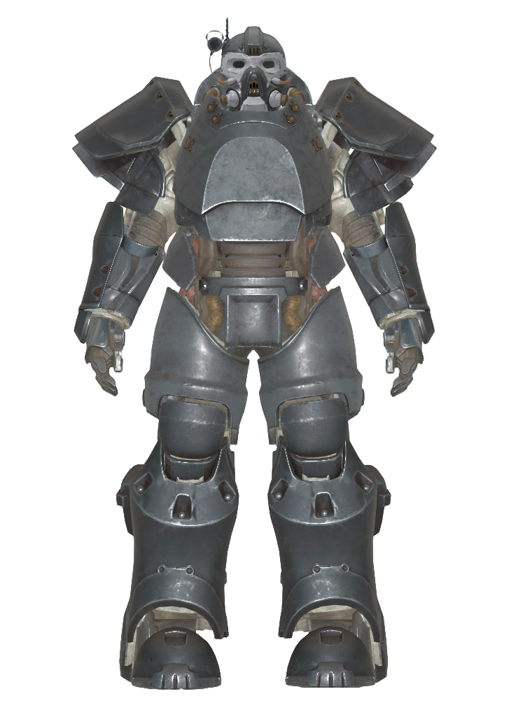 T-65 power armor