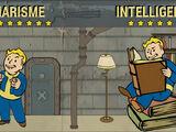 Statistiques primaires de Fallout 4