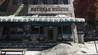 FO76 Mothman Museum Front