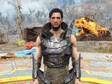 Disciples metal armor
