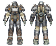 FO4CC T-60 power armor onyx
