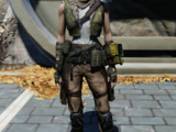 Treasure hunter outfit