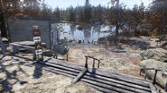 FO76 Spruce Knob Lake 11