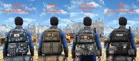 Modular military backpack serie3
