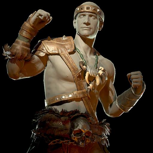 King Grognak outfit