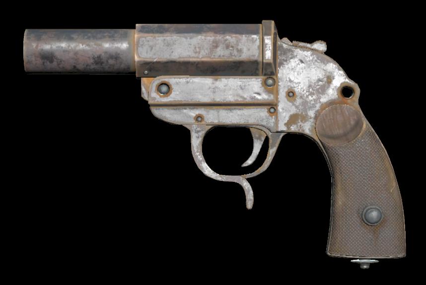 Flare gun (Fallout 76)