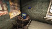 FO76 Old Overseer's house (VTU Baseball Cap)