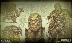 Art of Fallout 3 super mutants CA2.jpg