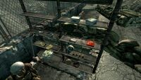 FO3 Skillbooks Scavengers bridge