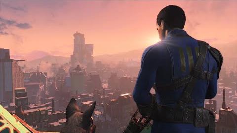 Lugamo/Bethesda liberó un avance de jugabilidad de Fallout 4