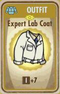 FoS Expert Lab Coat Card