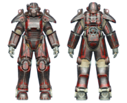 FO4CC T-45 power armor outcast