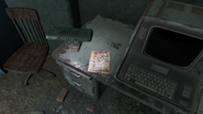 FO4 Wasteland Survival Guide in Gorski Cabin