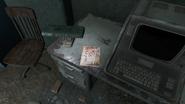 FO4 Wasteland Survival Guide in Gorski Cabin
