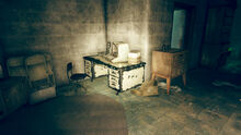 FO76 Ella Ames' bunker (Ella's log- The Mire)