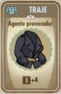 FOS Agente provocador carta