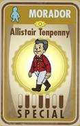 FOS Allistair Tenpenny carta
