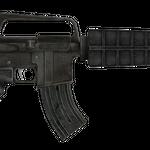 FNVAssaultCarbine extended mag.png