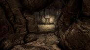 FNV NCR Ranger Safehouse cave interior