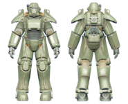 FO4 T-45 power armor millitary