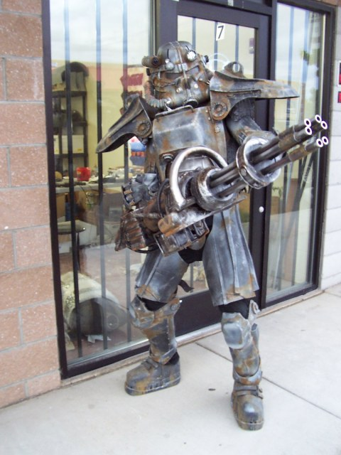 Ausir-fduser/Fallout 3 power armor costume