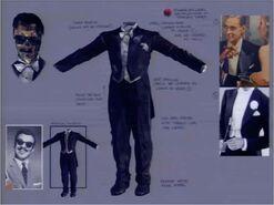 FNVDM Dean Domino concept art