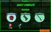 FoS Headshots rewards