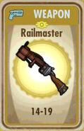 FoS Railmaster Card