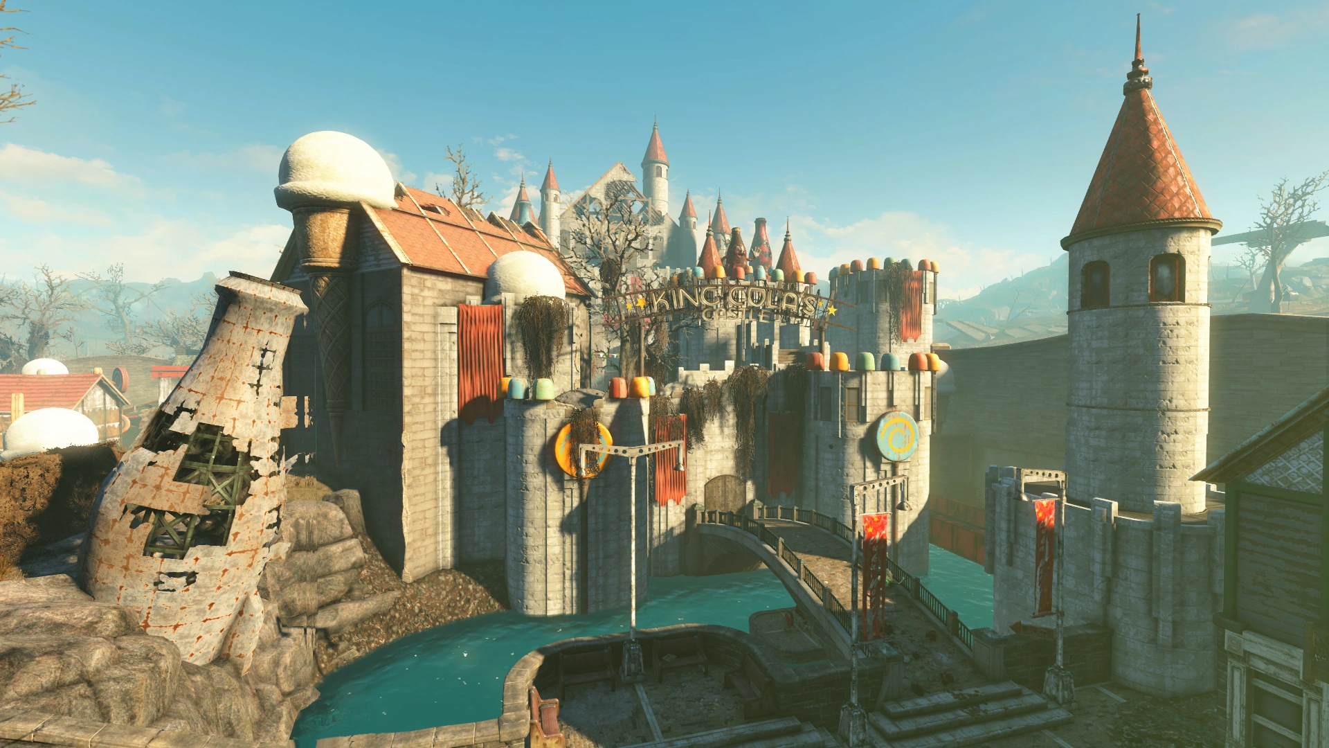 King Cola's Castle