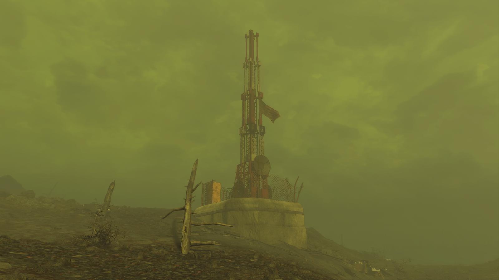 Релейная башня 0DB-521