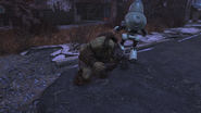 FO76 Grahm downed