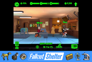 Fallout Shelter 1.4 Update Crafting