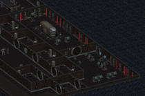 Fo1 LS 4 Mainframe and Access Room