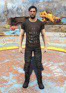 Hard Work t-shirt male