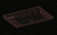 Sierra Army Depot power generator room