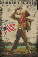 F76 Pioneer Scouts Poster