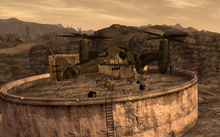 FNV Bear Force One