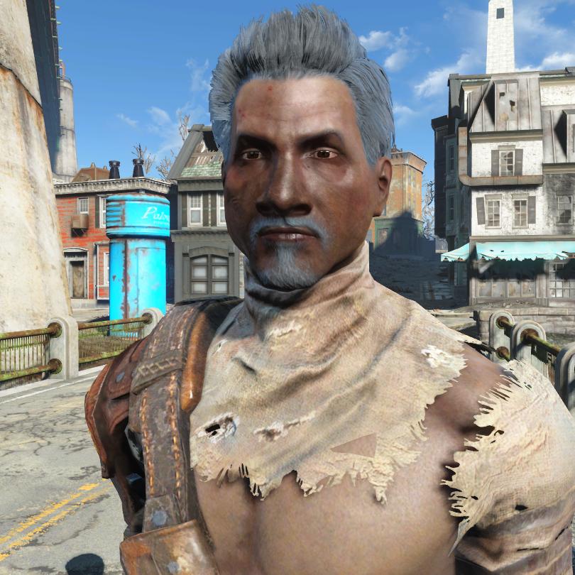 Саймон (Fallout 4)