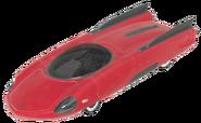 FO76 Sports car render 1