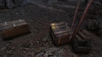 FO76 Trapper's camp (Trappers' warning)