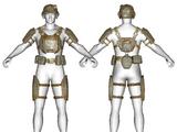 Brotherhood of Steel uniforms