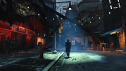Press Fallout4 Trailer City