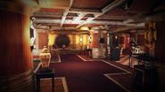 Whitespring bunker foyer