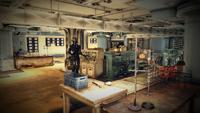 Whitespring bunker genetics lab